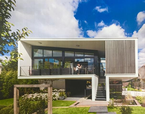 Bo garden maison