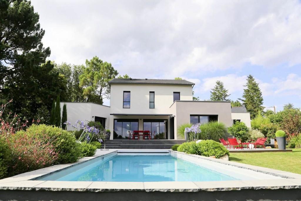 piscine jardin Adonis