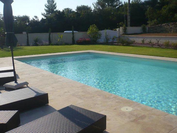 piscine jardin Zerbini paysage