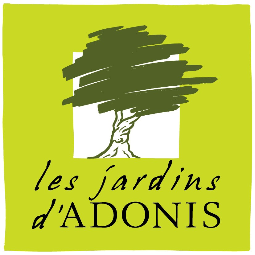 Logo les jardins d'Adonis