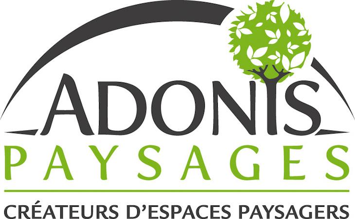 Logo Adonis Paysages