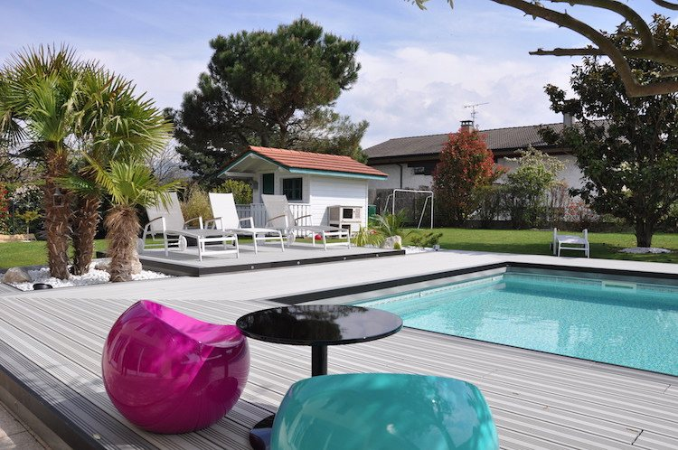 Design Jardins piscine