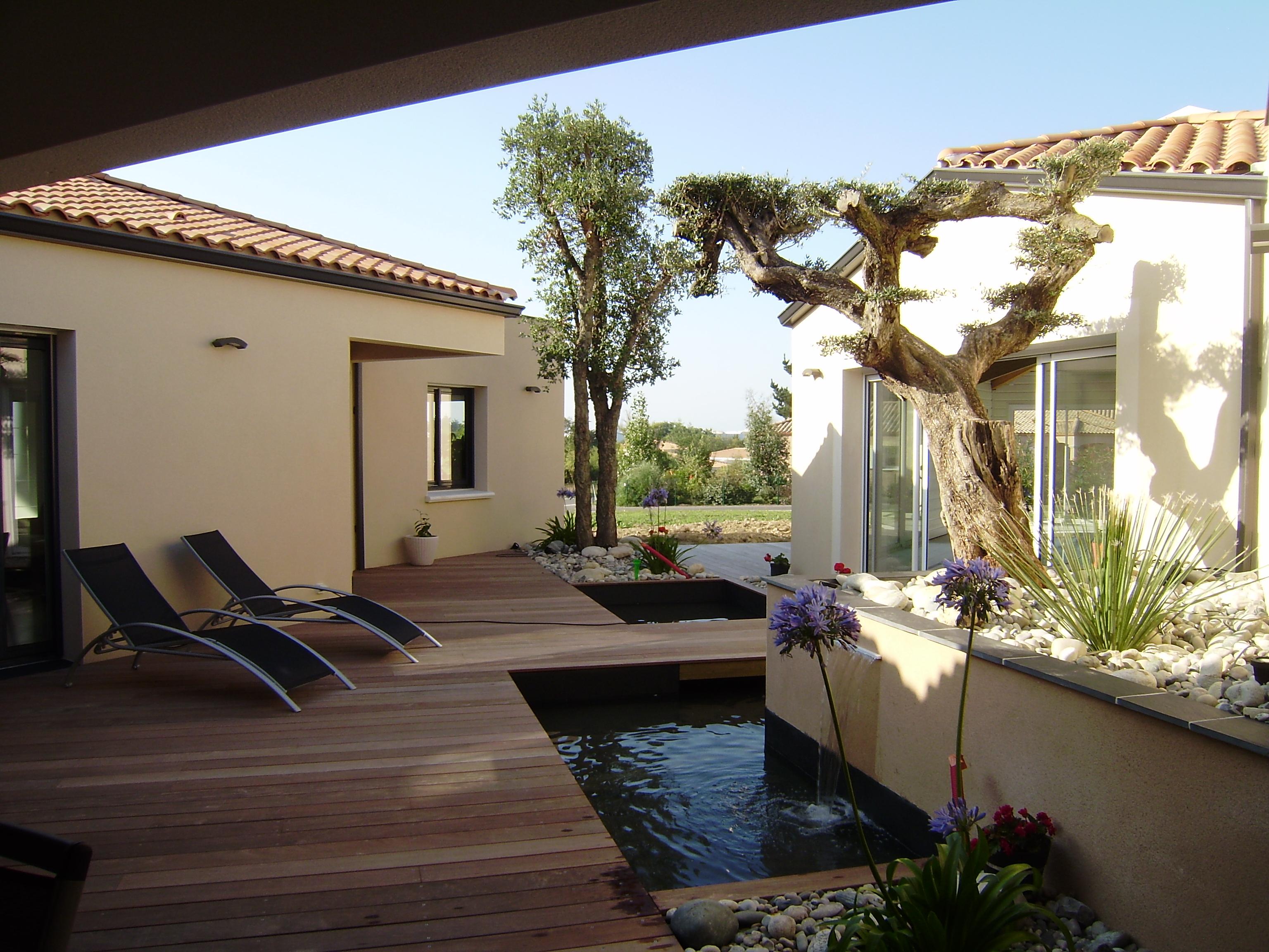 Ext rieurs design le magazine du nouvel art de vivre outdoor - Deco design jardin terrasse ...